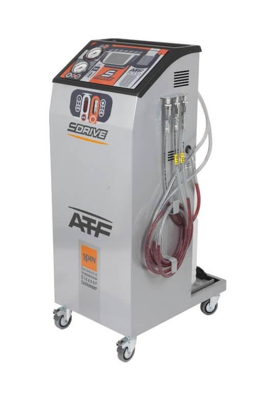 Výměna oleje a filtrů v automatických převodovkách u vozidel všech značek